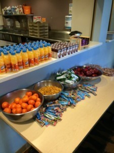 Customer's view of our excellent spread